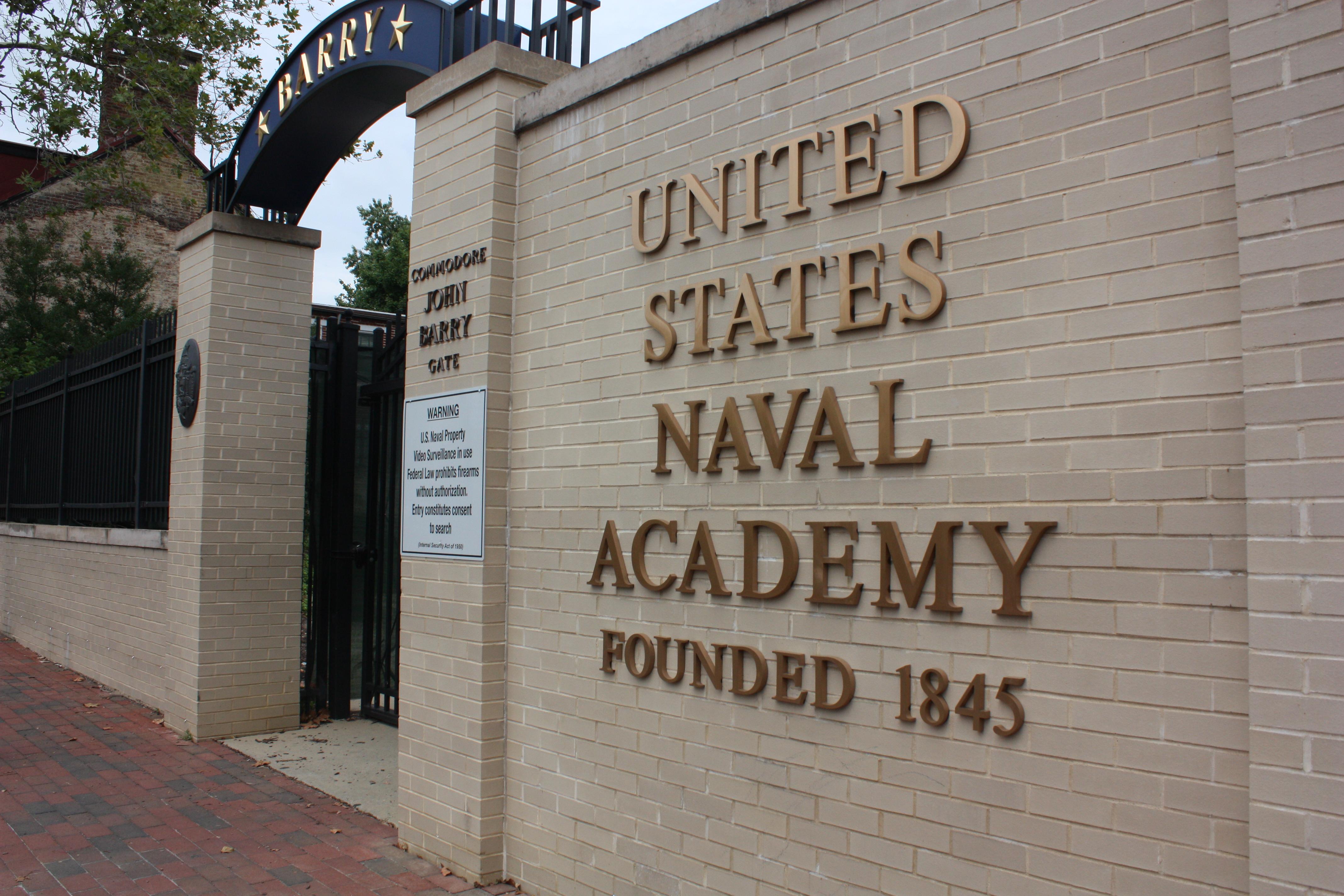 United States Naval Academy | allmycaninecompanions
